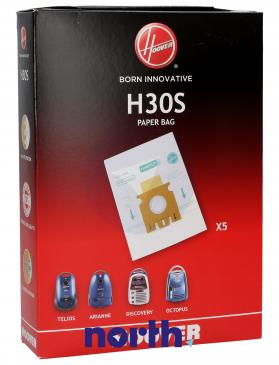 Worek do odkurzacza H30S Hoover 5szt. 09178278
