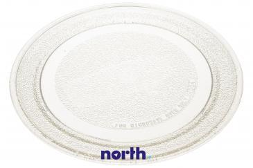 Talerz szklany do mikrofalówki 24.5cm Gorenje 237971