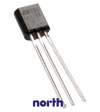 ACS108-5SA 500V 0,8A Triak
