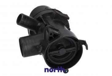 Pompa odpływowa kompletna (481281728015) do pralki Whirlpool/Polar 49729