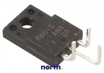 R6015ANX Tranzystor TO-220FM 600V 15A