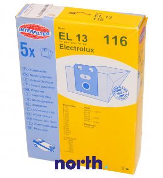 Worek do odkurzacza EL13 116 Electrolux 5szt. 09717075