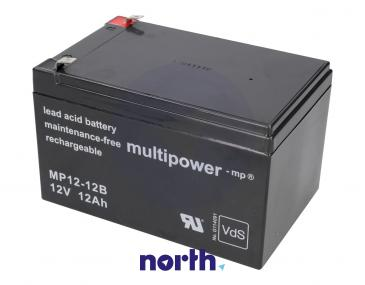 MP1212B Akumulator UPS 12V 12000mAh Multipower (1szt.)