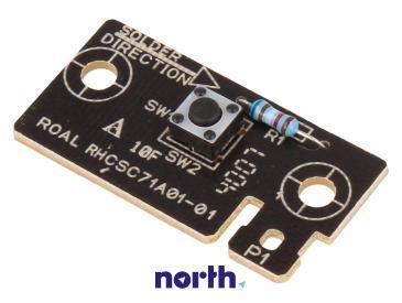 Płytka z przełącznikiem do zmywarki C00143541