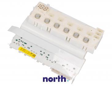 Moduł elektroniczny | Moduł sterujący (w obudowie) skonfigurowany do zmywarki Siemens 00497127