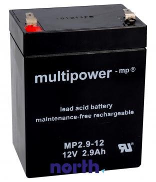 MP2,912 Akumulator UPS 12V 2900mAh Multipower (1szt.)
