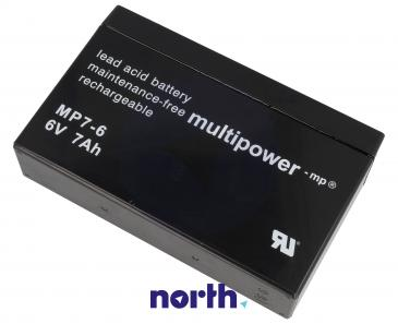 MP76 Akumulator UPS 6V 7000mAh Multipower (1szt.)