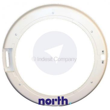 Obręcz | Ramka wewnętrzna drzwi do pralki C00115525