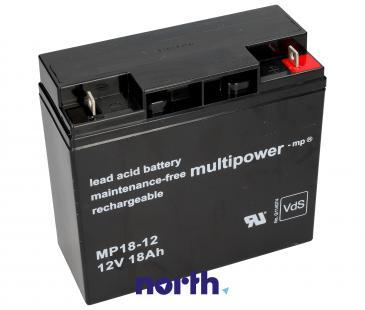 MP1812 Akumulator UPS 12V 18000mAh Multipower (1szt.)