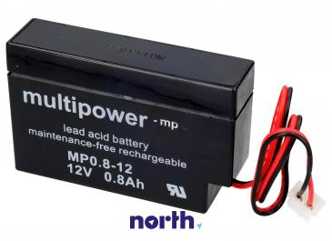 MP0,812AMP Akumulator UPS 12V 800mAh (1szt.)