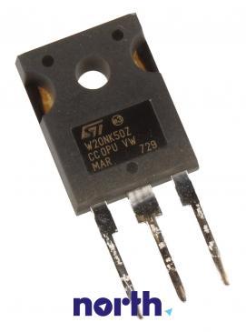 STW20NK50Z Tranzystor TO-247 (n-channel) 500V 17A 50MHz