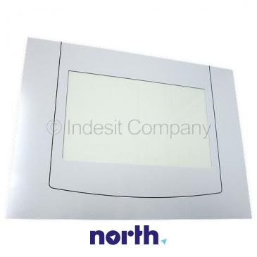C00118374 482000029029 szkło drzwi piekarnika (pw) indesit INDESIT
