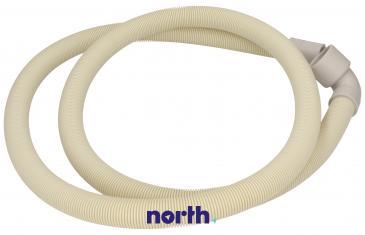 Rura | Wąż odpływowy 1.8m do pralki Indesit