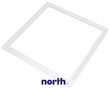 Szyba | Półka szklana kompletna do lodówki Whirlpool 481245088484