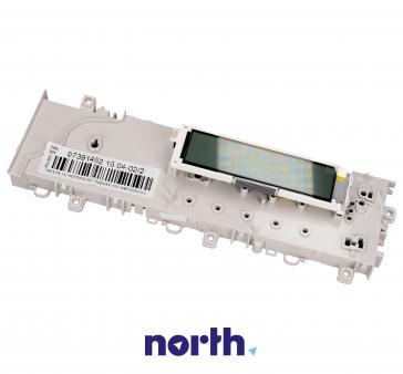 Moduł elektroniczny skonfigurowany do pralki 973914521504022