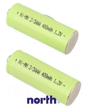 CPAA12001 Akumulator 1.2V 400mAh telefonu bezprzewodowego 40AAAMC