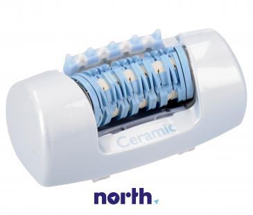 Głowica depilująca z dyskami do depilatora 420303553870