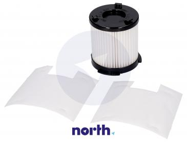 Filtr cylindryczny F100 bez obudowy do odkurzacza AEG 9001966143