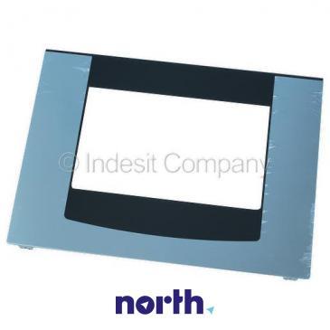 Szyba zewnętrzna drzwi do piekarnika Indesit 482000029676