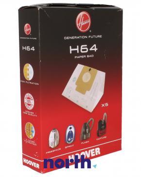 Worek do odkurzacza H64 Hoover 5szt. 35600637