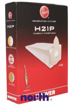 Worek do odkurzacza H21P Acenta Hoover 5szt. 35600704