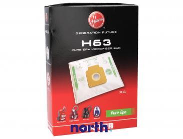 Worek do odkurzacza H63 Hoover 4szt. 35600536
