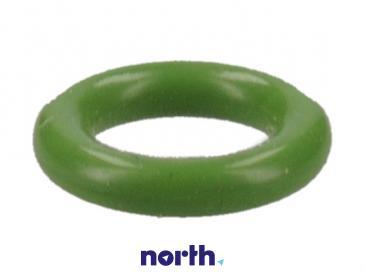 Uszczelka o-ring sprzęgła spieniacza mleka 6x1.5mm do ekspresu do kawy DeLonghi 5332196000
