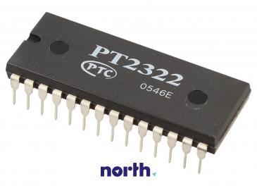 PT2322 Układ scalony IC