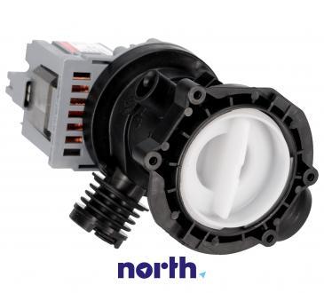 Pompa odpływowa kompletna (482000022995) do pralki Indesit/Hotpoint C00145315