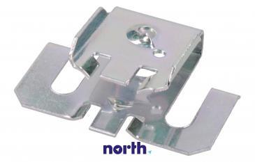 Klips mocowania frontu meblowego drzwi do zmywarki Whirlpool 481250568027