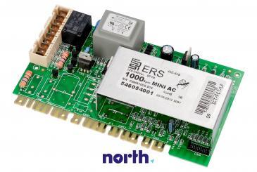 Moduł elektroniczny skonfigurowany do pralki Ardo 546054000