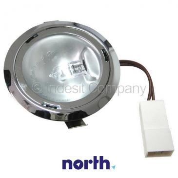 Żarówka | Lampa halogenowa (komplet) do okapu C00242926