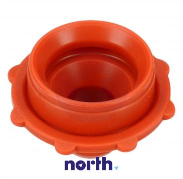 Uszczelka   Pierścień uszczelniający pod pokrętłem temperatury do żelazka Philips 423901557350
