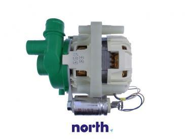 Pompa myjąca (obiegowa) z turbiną do zmywarki Smeg 795210634