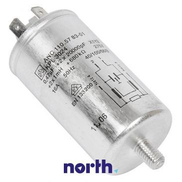 Filtr przeciwzakłóceniowy do pralki 1105783011