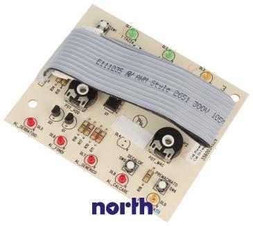 Płytka | Płytka sterujący przycisków panelu sterowania do ekspresu do kawy DeLonghi 5232110000