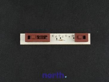Sterownik | Płytka z przełącznikami panelu sterowania do okapu Whirlpool 481221470047