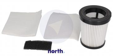 Zestaw filtrów do odkurzacza Dirt Devil 2881001