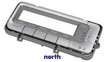 Płytka klawiszy panelu sterowania do suszarki AEG 1256719004