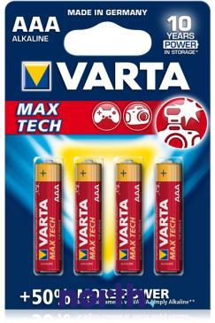 R3 | LR3 | MN2400 Bateria AAA alkaliczna (Max Tech) 1.5V 1200mAh Varta (40szt.)