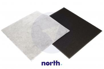 Filtr HEPA / węglowy DAP700E zintegrowany do oczyszczacza powietrza DeLonghi 5537000900