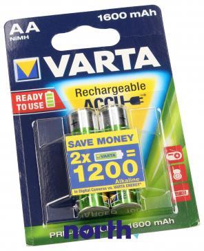 R6 Akumulator AA 1.2V 1600mAh Varta (2szt.)