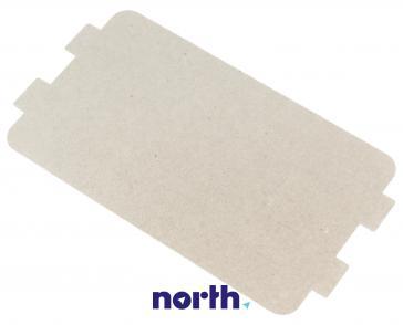 Płytka mikowa do mikrofali 11.5x6.5cm (252100100616)