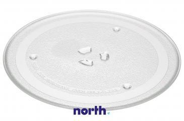 Talerz szklany do mikrofali 25.5cm (DE7400027A)