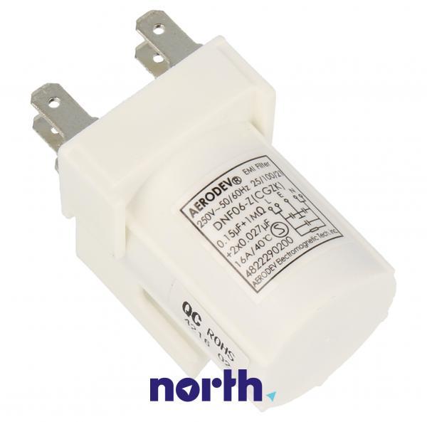 Filtr przeciwzakłóceniowy do lodówki 4822290200,0