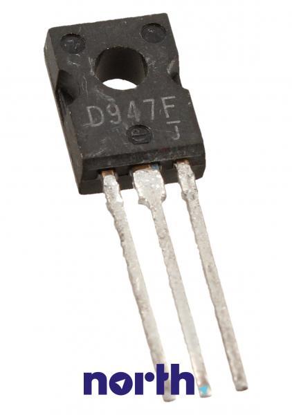 2SD947 Tranzystor TO-126 (npn) 40V 2A 150MHz,0