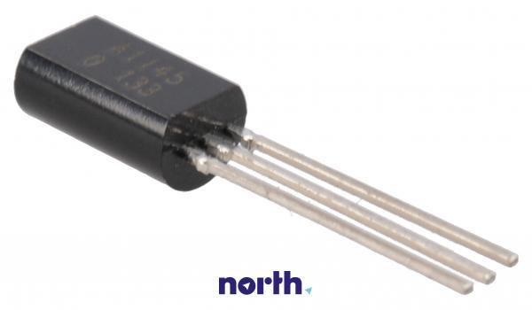 2SA1145 Tranzystor TO-92 (pnp) 150V 50mA 200MHz,0
