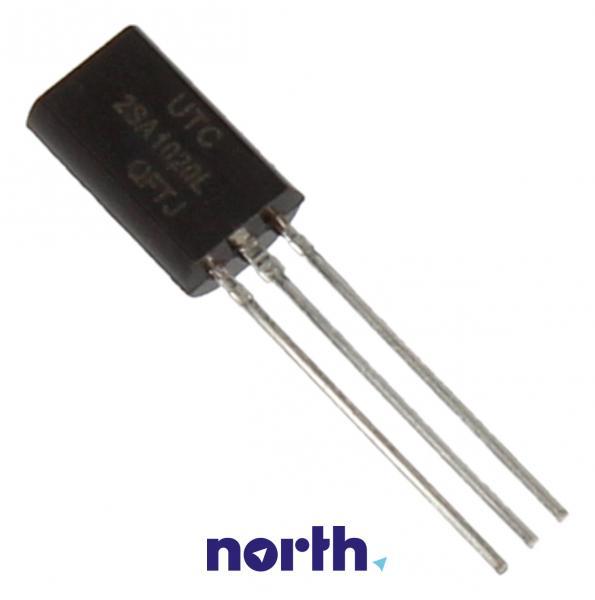 2SA1020 Tranzystor TO-92 (pnp) 50V 2A 100MHz,0
