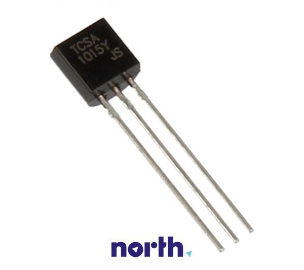 2SA1015 Tranzystor TO-92 (pnp) 50V 0.15A 80MHz,0