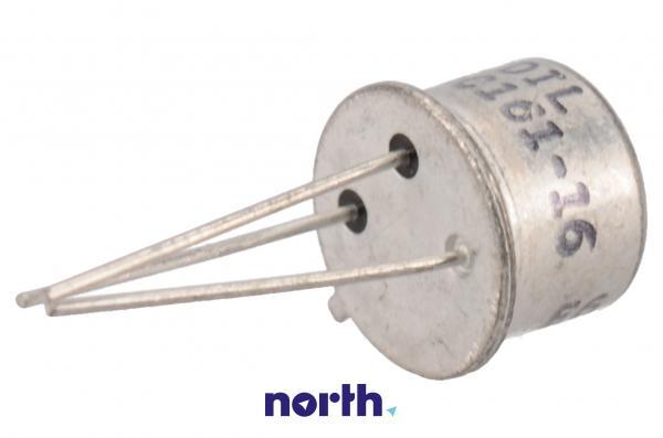 BC161-16 Tranzystor TO-39 (pnp) 60V 0.16A 50MHz,0